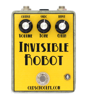 Invisible Robot